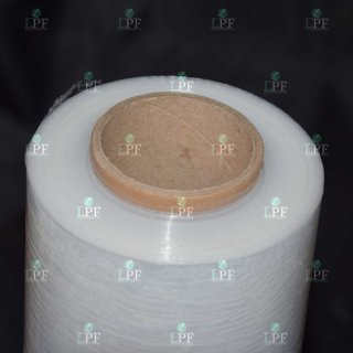 1x Wickelfolie transparent 1,5Kg, 500mm LPF